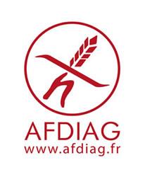 Logo de l'Association Française Des Intolérants Au Gluten (ADIAG)