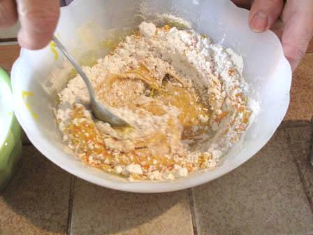 Recette du moelleux à la Ricotta et au Baomix, pulpe de fruit de baobab biologique antioxydante